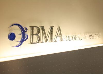 BMA Office Logo